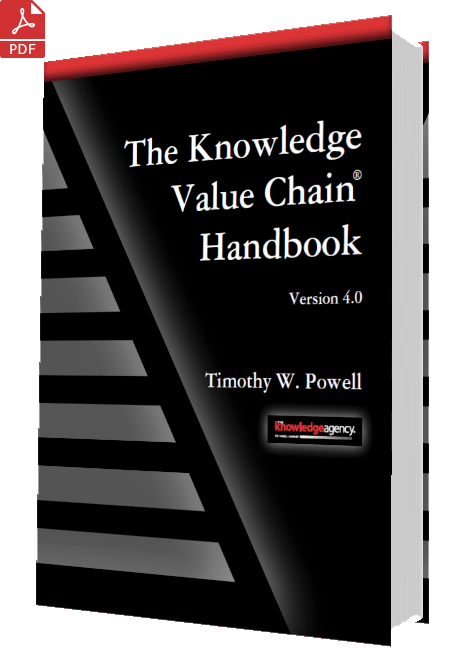 Knowledge Value Chain Handbook (PDF Version)